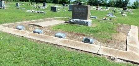 ACKERSON, FAMILY  PLOT - Labette County, Kansas   FAMILY  PLOT ACKERSON - Kansas Gravestone Photos