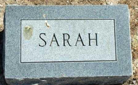 ACKERSON, SARAH - Labette County, Kansas   SARAH ACKERSON - Kansas Gravestone Photos