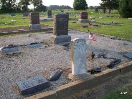 ADAMS, FAMILY  PLOT - Labette County, Kansas | FAMILY  PLOT ADAMS - Kansas Gravestone Photos