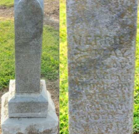 ANDERSON, MERRY MAY - Labette County, Kansas | MERRY MAY ANDERSON - Kansas Gravestone Photos