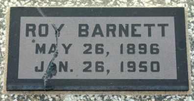 BARNETT, ROY - Labette County, Kansas   ROY BARNETT - Kansas Gravestone Photos