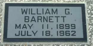 BARNETT, WILLIAM GREEN - Labette County, Kansas   WILLIAM GREEN BARNETT - Kansas Gravestone Photos