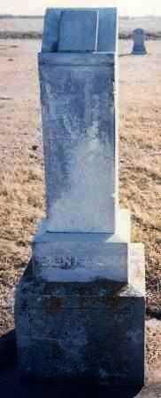 GARNER DAVIES, ANNA - Labette County, Kansas | ANNA GARNER DAVIES - Kansas Gravestone Photos