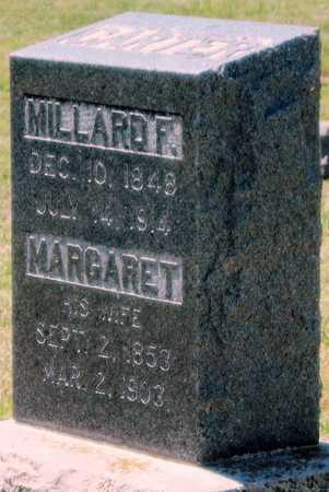 CARTER, MILLARD F - Labette County, Kansas | MILLARD F CARTER - Kansas Gravestone Photos