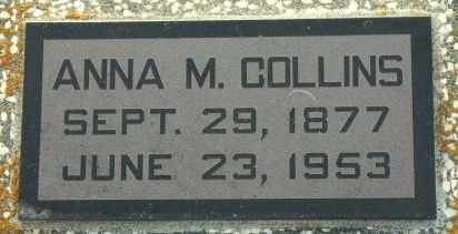 MCBRIDE, ANNA M - Labette County, Kansas | ANNA M MCBRIDE - Kansas Gravestone Photos