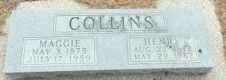 COLLINS, HENRY ELMER - Labette County, Kansas | HENRY ELMER COLLINS - Kansas Gravestone Photos
