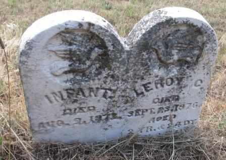 ELLIS, LEROY C - Labette County, Kansas   LEROY C ELLIS - Kansas Gravestone Photos