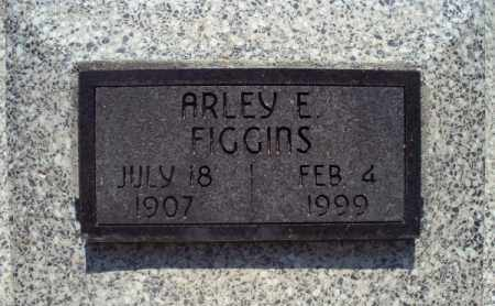 FIGGINS, ARLEY E - Labette County, Kansas | ARLEY E FIGGINS - Kansas Gravestone Photos