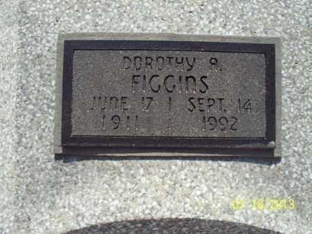 FIGGINS, DOROTHY A - Labette County, Kansas   DOROTHY A FIGGINS - Kansas Gravestone Photos