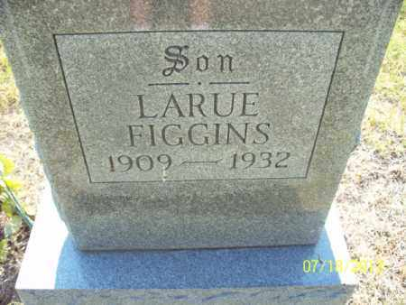 FIGGINS, LARUE - Labette County, Kansas   LARUE FIGGINS - Kansas Gravestone Photos