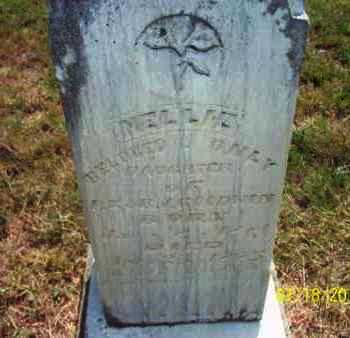 GOODWIN, NELLIE - Labette County, Kansas | NELLIE GOODWIN - Kansas Gravestone Photos