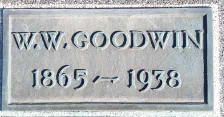 GOODWIN, WILLIAM W - Labette County, Kansas   WILLIAM W GOODWIN - Kansas Gravestone Photos