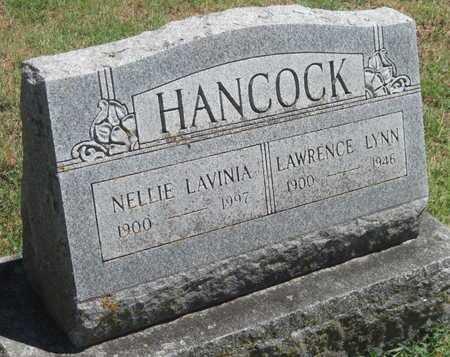 HANCOCK, LAWRENCE LYNN - Labette County, Kansas | LAWRENCE LYNN HANCOCK - Kansas Gravestone Photos