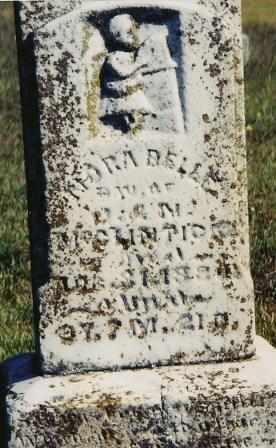 MCCLINTICK, NORA BELLE - Labette County, Kansas   NORA BELLE MCCLINTICK - Kansas Gravestone Photos