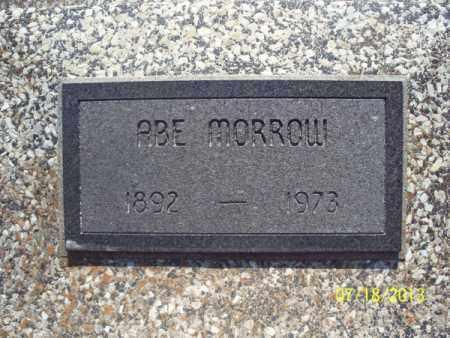 MORROW, ABE - Labette County, Kansas | ABE MORROW - Kansas Gravestone Photos