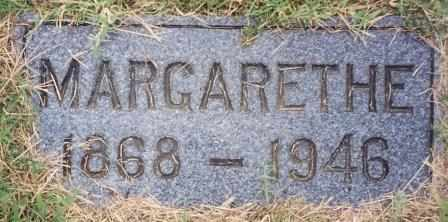 NICKEL, MARGARETHE - Labette County, Kansas | MARGARETHE NICKEL - Kansas Gravestone Photos