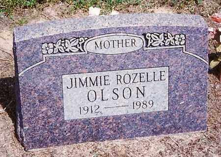 OLSON, JIMMIE  - Labette County, Kansas | JIMMIE  OLSON - Kansas Gravestone Photos