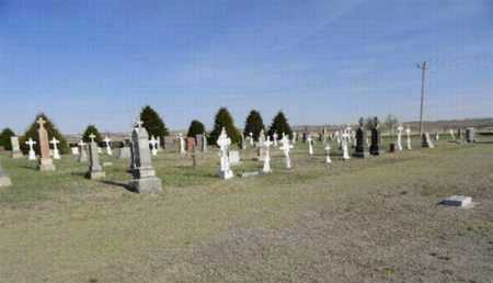 *OVERVIEW, CALVARY CEMETERY - Labette County, Kansas | CALVARY CEMETERY *OVERVIEW - Kansas Gravestone Photos