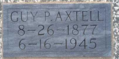 PAXTELL, GUY P - Labette County, Kansas   GUY P PAXTELL - Kansas Gravestone Photos