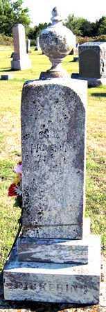 PICKERING, JESSE BESHEARS - Labette County, Kansas   JESSE BESHEARS PICKERING - Kansas Gravestone Photos