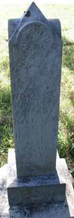 WAUGH ROBINETT, NORVILLA E - Labette County, Kansas | NORVILLA E WAUGH ROBINETT - Kansas Gravestone Photos