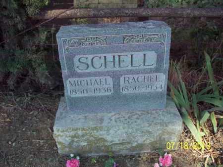 SCHELL, MICHAEL - Labette County, Kansas | MICHAEL SCHELL - Kansas Gravestone Photos