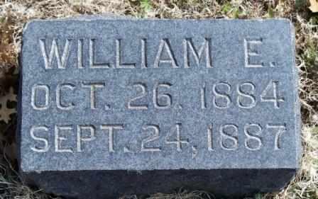 SUMMERS, WILLIAM ELMER - Labette County, Kansas | WILLIAM ELMER SUMMERS - Kansas Gravestone Photos