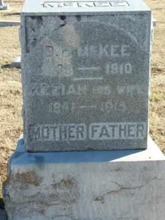 DAVIS, KEZIAH - Labette County, Kansas | KEZIAH DAVIS - Kansas Gravestone Photos