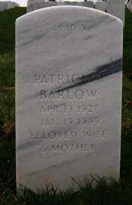 BARLOW, PATRICIA - Leavenworth County, Kansas | PATRICIA BARLOW - Kansas Gravestone Photos