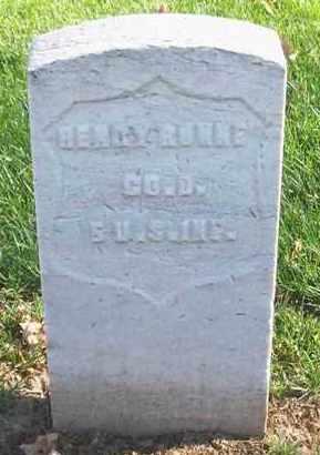 BOONE, HENRY   (VETERAN UNION) - Leavenworth County, Kansas | HENRY   (VETERAN UNION) BOONE - Kansas Gravestone Photos