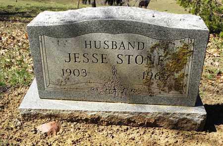 STONE, JESSE - Leavenworth County, Kansas   JESSE STONE - Kansas Gravestone Photos