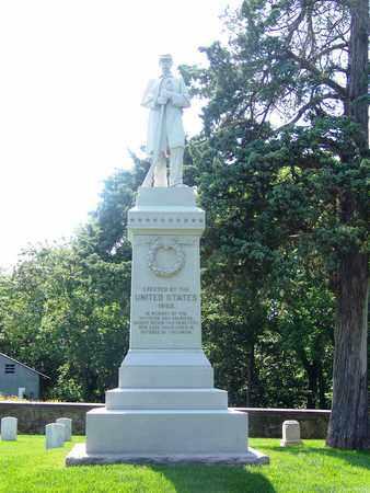 *UNION MEMORIAL,  - Linn County, Kansas |  *UNION MEMORIAL - Kansas Gravestone Photos