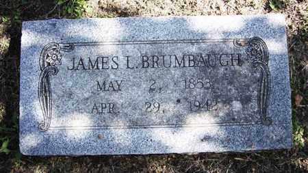 BRUMBAUGH, JAMES L - Lyon County, Kansas   JAMES L BRUMBAUGH - Kansas Gravestone Photos