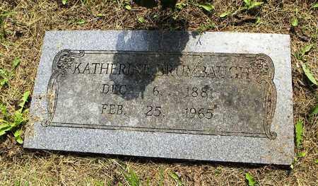 WERKMEISTER BRUMBAUGH, KATHERINE - Lyon County, Kansas | KATHERINE WERKMEISTER BRUMBAUGH - Kansas Gravestone Photos