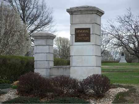 *ENTRANCE,  - Lyon County, Kansas |  *ENTRANCE - Kansas Gravestone Photos