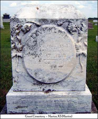 KLINE, LEVI - Marion County, Kansas | LEVI KLINE - Kansas Gravestone Photos