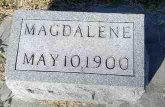 ADAMS, MAGDALENE - Marshall County, Kansas   MAGDALENE ADAMS - Kansas Gravestone Photos