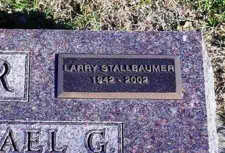 "STALLBAUMER, LAWRENCE RAPHAEL ""LARRY"" - Marshall County, Kansas | LAWRENCE RAPHAEL ""LARRY"" STALLBAUMER - Kansas Gravestone Photos"