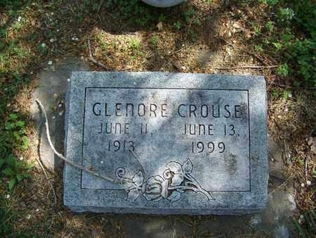 CROUSE, GLENORE - McPherson County, Kansas | GLENORE CROUSE - Kansas Gravestone Photos