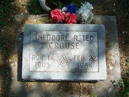 "CROUSE, THEODORE R ""TED"" - McPherson County, Kansas 