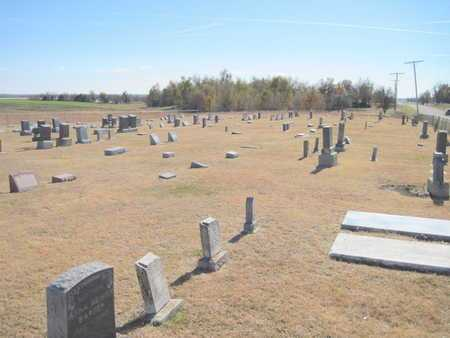 *OVERVIEW, INMAN SOUTH CEMETERY - McPherson County, Kansas | INMAN SOUTH CEMETERY *OVERVIEW - Kansas Gravestone Photos
