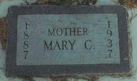 RHOADS WIERENGA, MARY CAROLINE - Mitchell County, Kansas | MARY CAROLINE RHOADS WIERENGA - Kansas Gravestone Photos