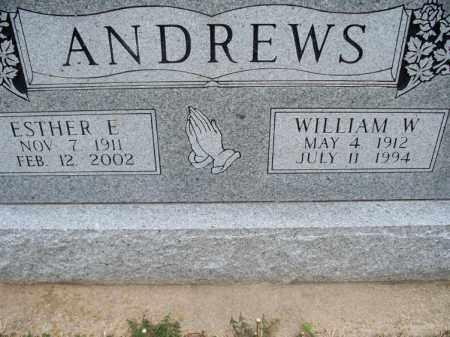 ANDERSON, WILLIAM W - Montgomery County, Kansas   WILLIAM W ANDERSON - Kansas Gravestone Photos
