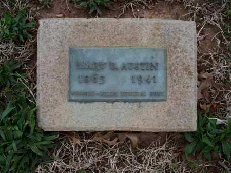 AUSTIN, MARY E - Montgomery County, Kansas   MARY E AUSTIN - Kansas Gravestone Photos