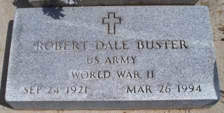 BUSTER, ROBERT DALE  (VETERAN WWII) - Montgomery County, Kansas   ROBERT DALE  (VETERAN WWII) BUSTER - Kansas Gravestone Photos
