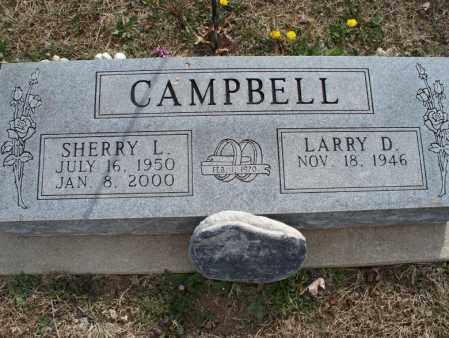 CAMPBELL, SHERRY L - Montgomery County, Kansas | SHERRY L CAMPBELL - Kansas Gravestone Photos