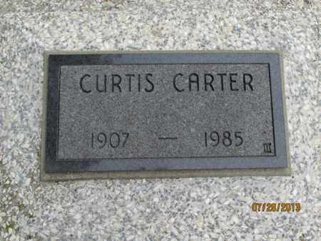 CARTER, CURTIS - Montgomery County, Kansas | CURTIS CARTER - Kansas Gravestone Photos