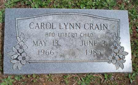 CRAIN, CHILD - Montgomery County, Kansas | CHILD CRAIN - Kansas Gravestone Photos