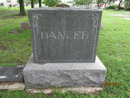 DANCER, FAMILY STONE - Montgomery County, Kansas | FAMILY STONE DANCER - Kansas Gravestone Photos