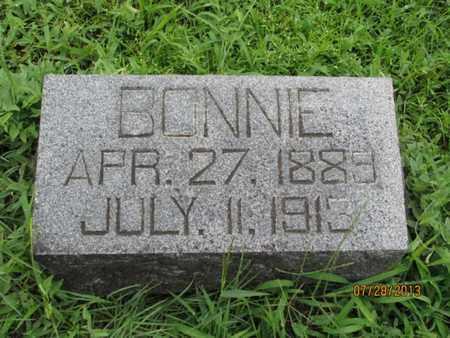 DIVENS, BONNIE - Montgomery County, Kansas   BONNIE DIVENS - Kansas Gravestone Photos